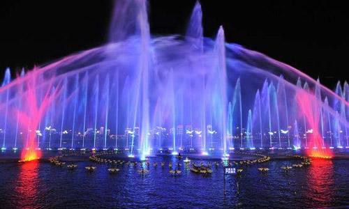 澳门喷泉景观专业厂家