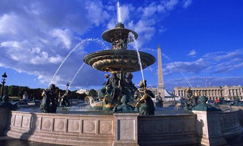 河北喷泉景观设计