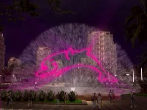 河北喷泉景观公司