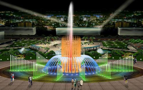 河北喷泉景观厂家